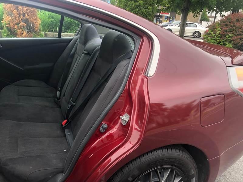 Nissan Altima 2012 price $6,999