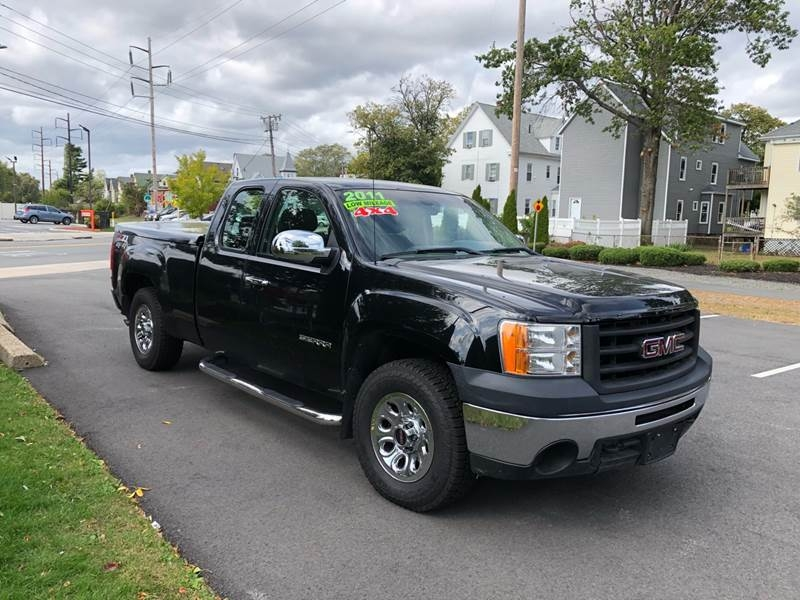 GMC Sierra 1500 2011 price $13,999