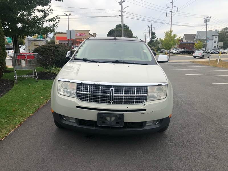 Lincoln MKX 2007 price $5,999