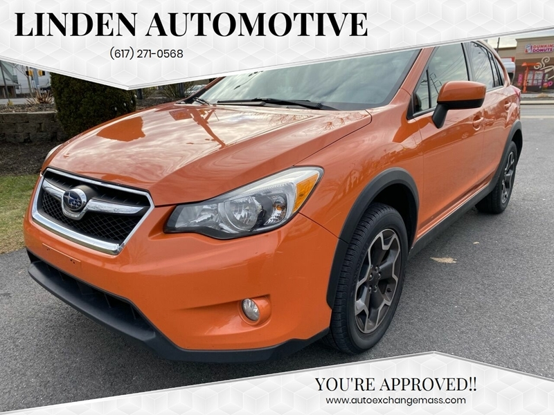Subaru XV Crosstrek 2015 price $13,495