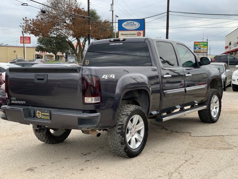 GMC SIERRA 1500 2011 price $10,900