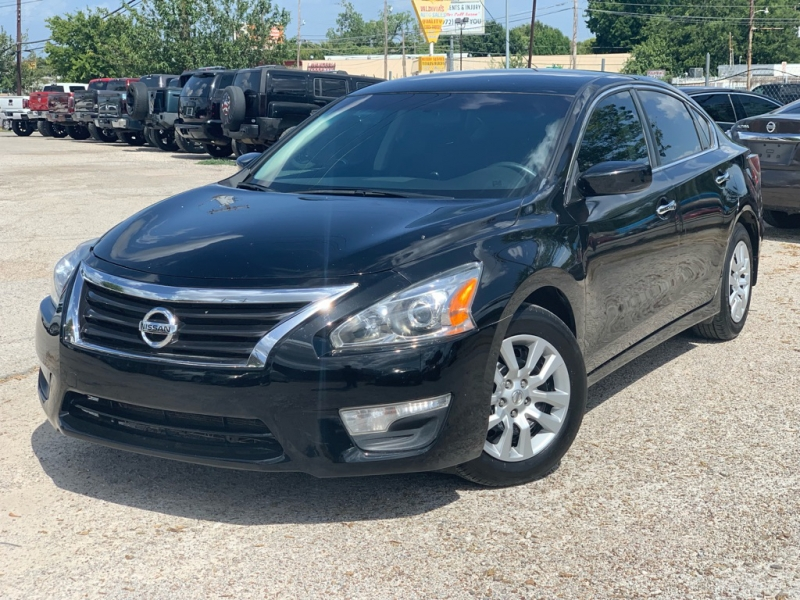 NISSAN ALTIMA 2015 price $5,500