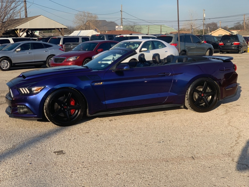 FORD MUSTANG SALEEN 2015 price $33,000
