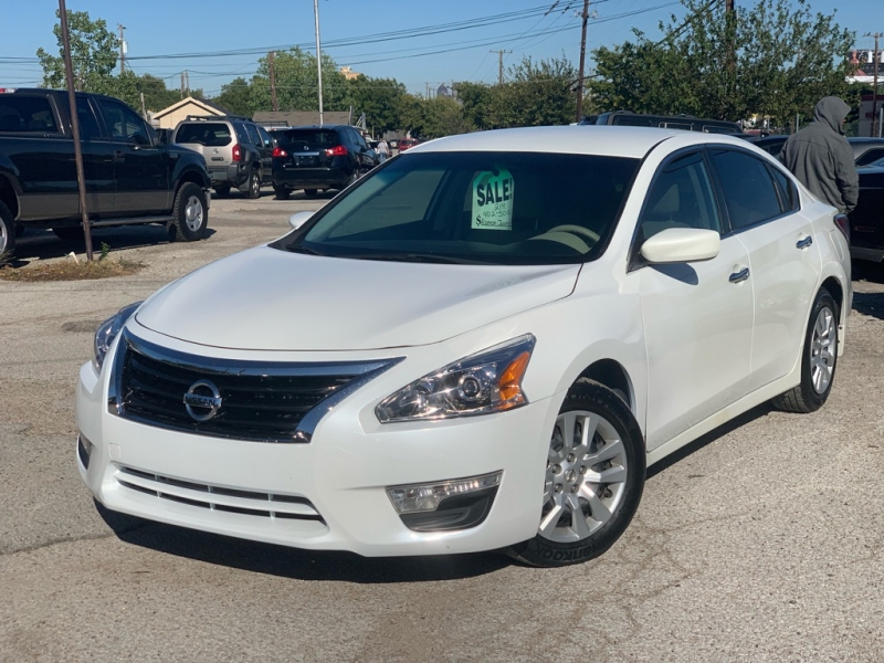 NISSAN ALTIMA 2015 price $6,500