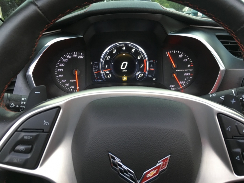 CHEVROLET CORVETTE 2016 price Call for Pricing.