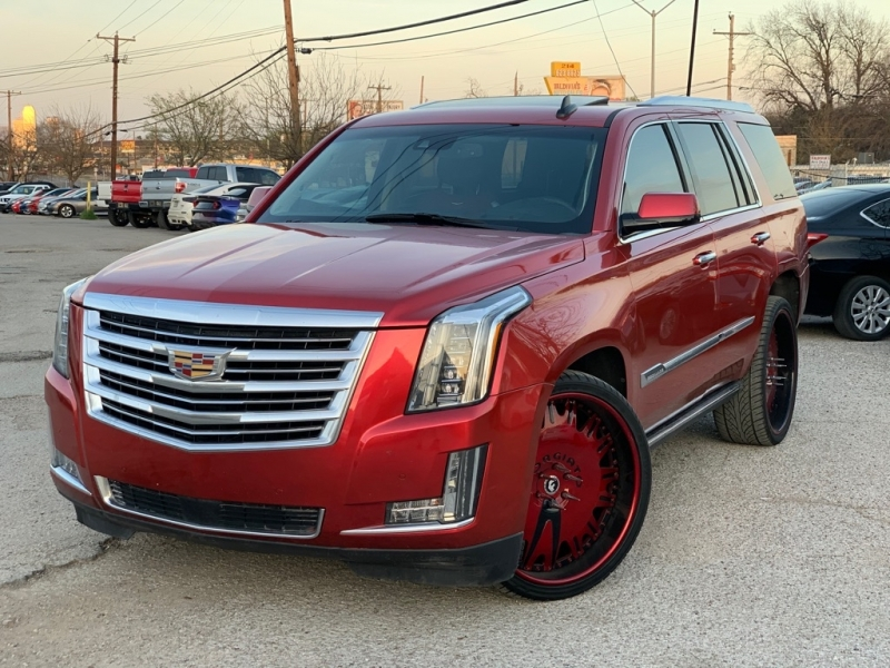 CADILLAC ESCALADE 2015 price $45,000
