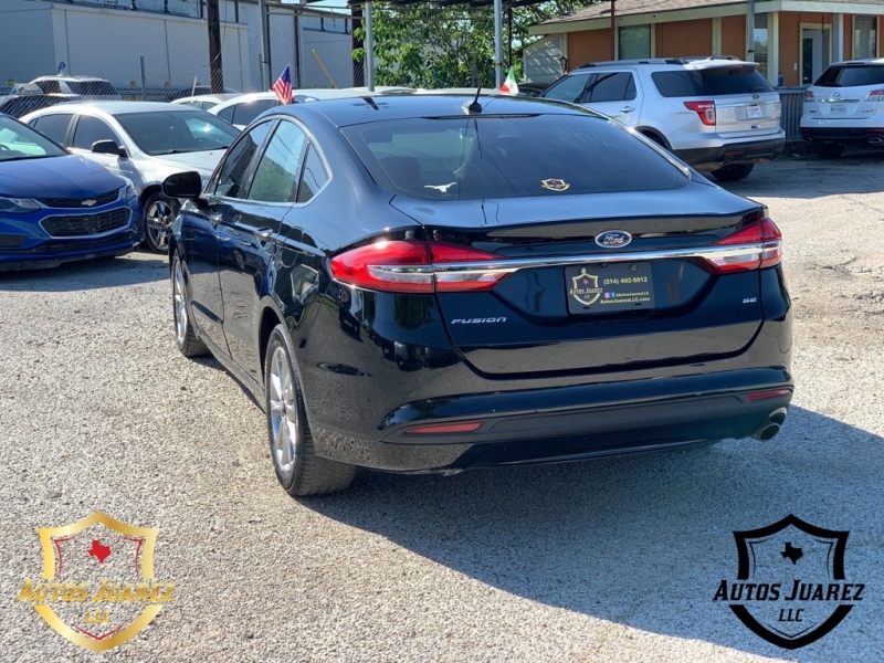 FORD FUSION 2017 price $8,000