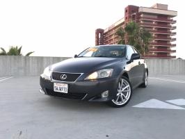 Lexus IS 350 2007