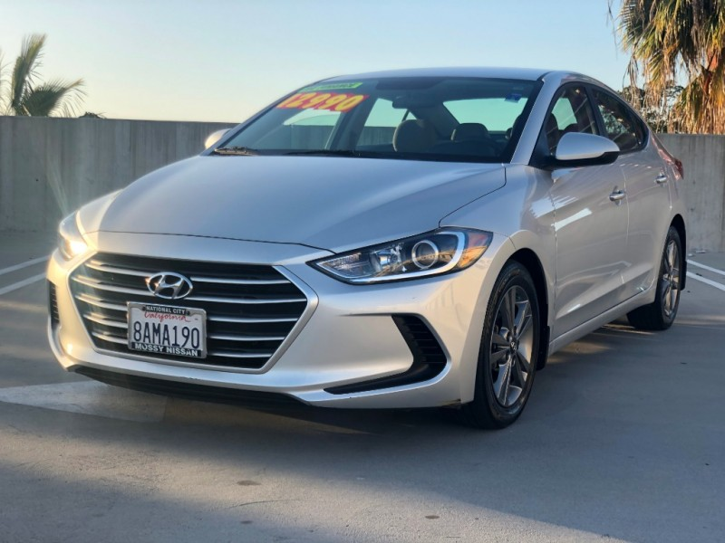 Hyundai Elantra 2018 price $11,990