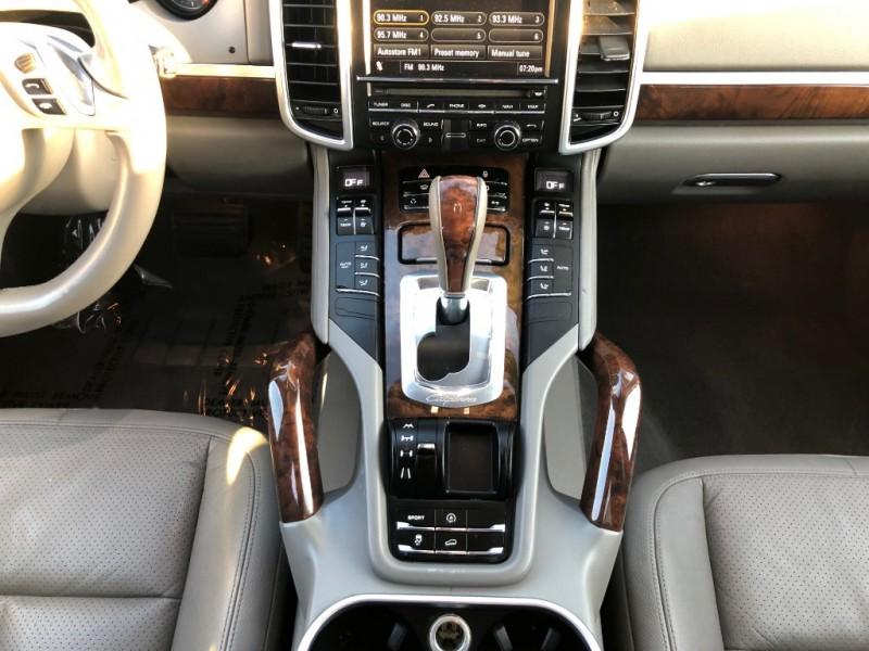 Porsche Cayenne 2012 price $16,995