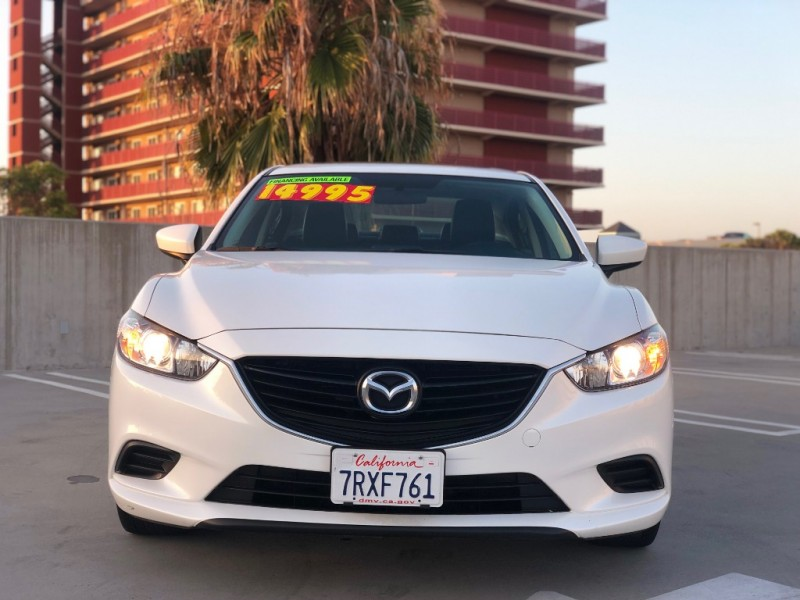 Mazda Mazda6 2016 price $14,495