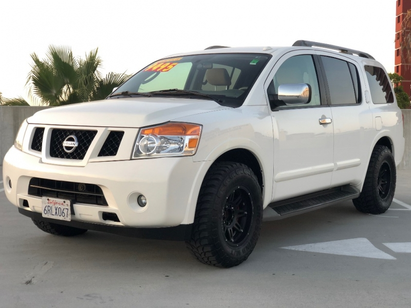 Nissan Armada 2011 price $8,995