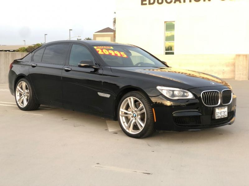BMW 7-Series 2015 price $20,995