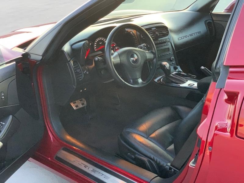 Chevrolet Corvette 2008 price $17,990