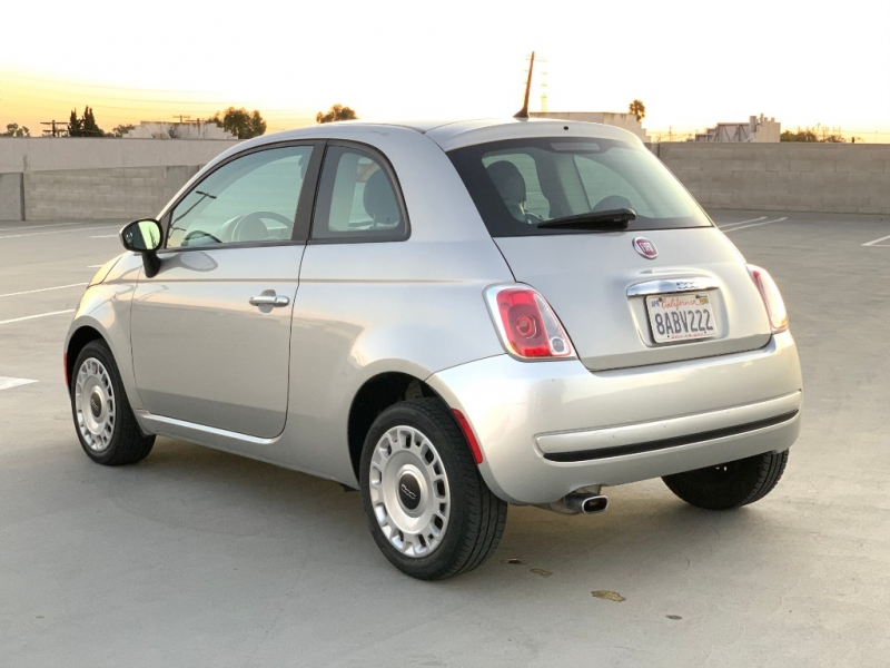 Fiat 500 2013 price $6,495