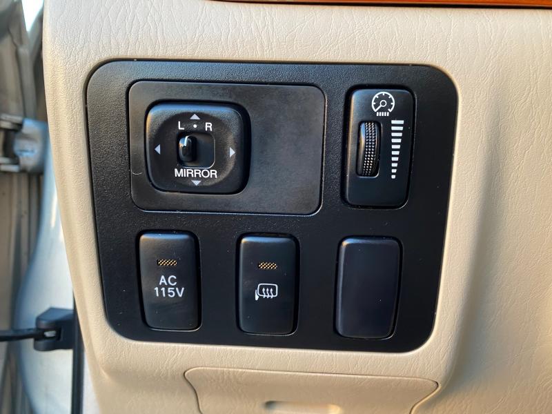 Lexus GX 470 2004 price $9,980