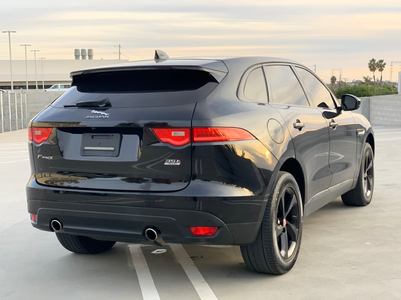 Jaguar F-PACE 2017 price $31,997