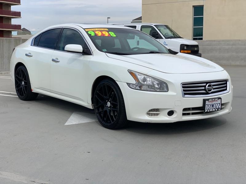 Nissan Maxima 2014 price $9,998