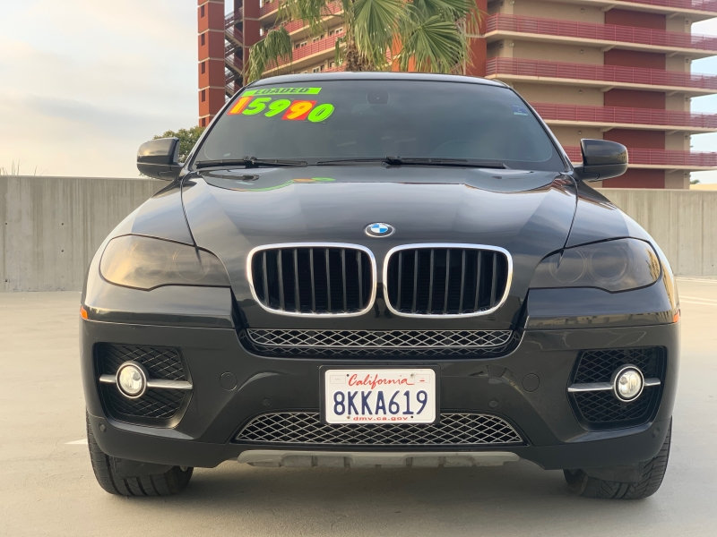 BMW X6 2009 price $15,990