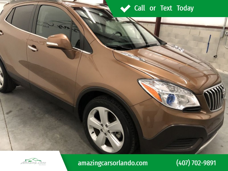 BUICK ENCORE 2016 price $12,349