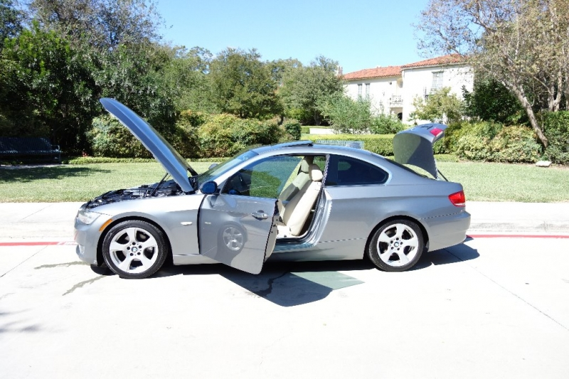 BMW 328I Coupe 2007 price $6,495