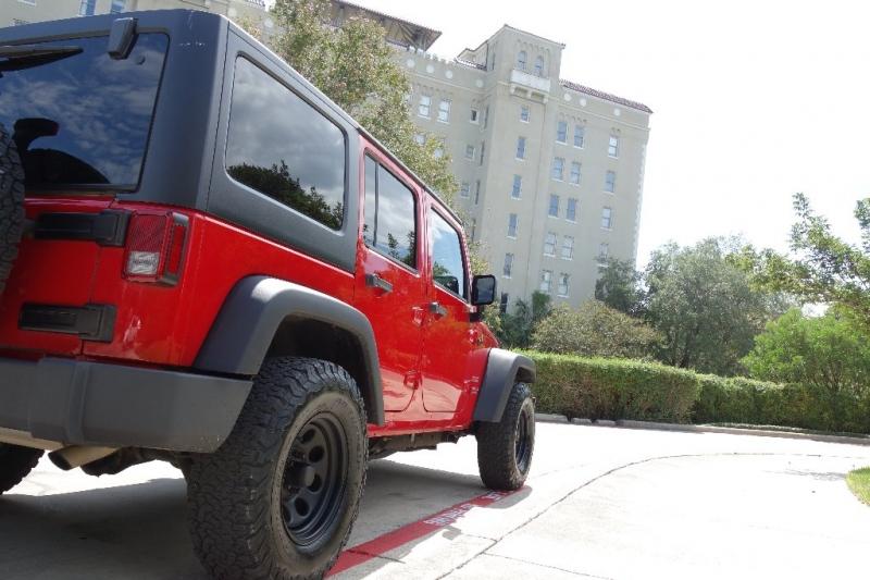 Jeep Wrangler Unlimited 2011 price $18,995