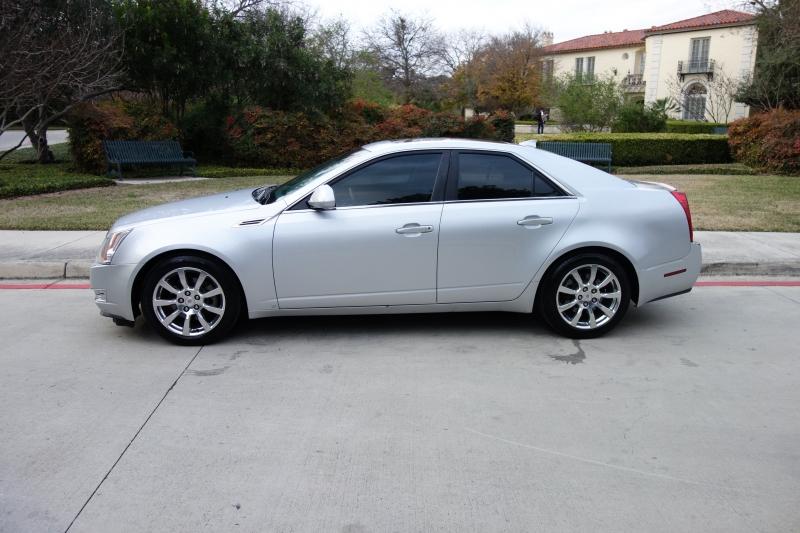 Cadillac CTS 2009 price $7,495