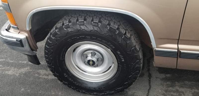 Chevrolet C/K 1500 1995 price $3,000