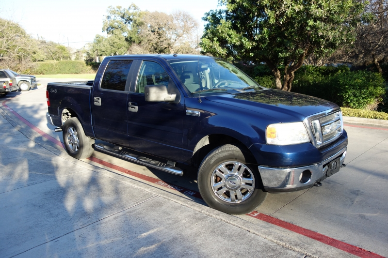 Ford F-150 XLT 4WD 2008 price $9,995