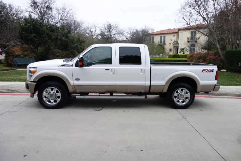 Ford Super Duty F-250 King Ranch 2012 price $29,995