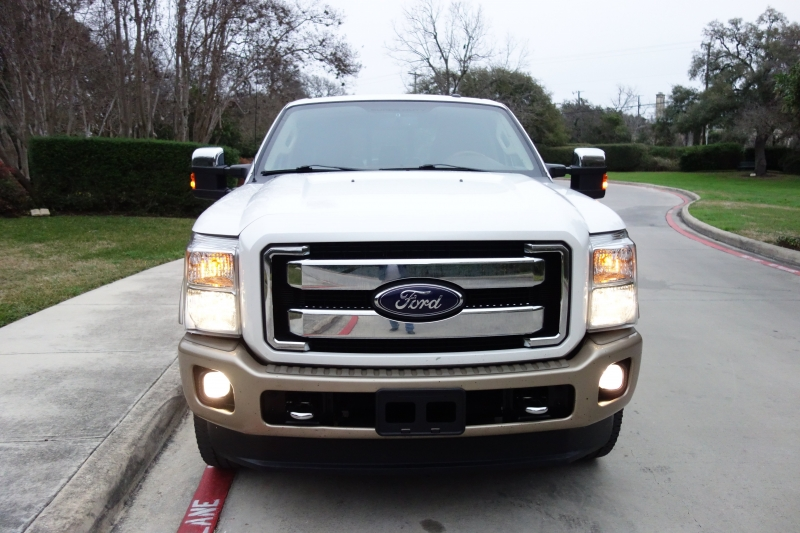 Ford Super Duty F-250 King Ranch 2012 price $30,995
