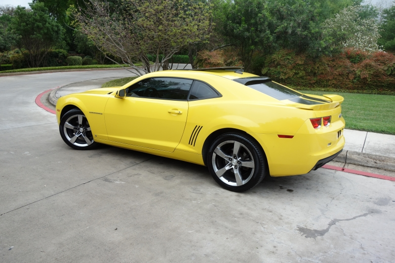 Chevrolet Camaro 2LT 2010 price $10,995