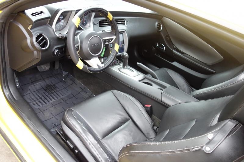 Chevrolet Camaro 2LT 2010 price $10,995