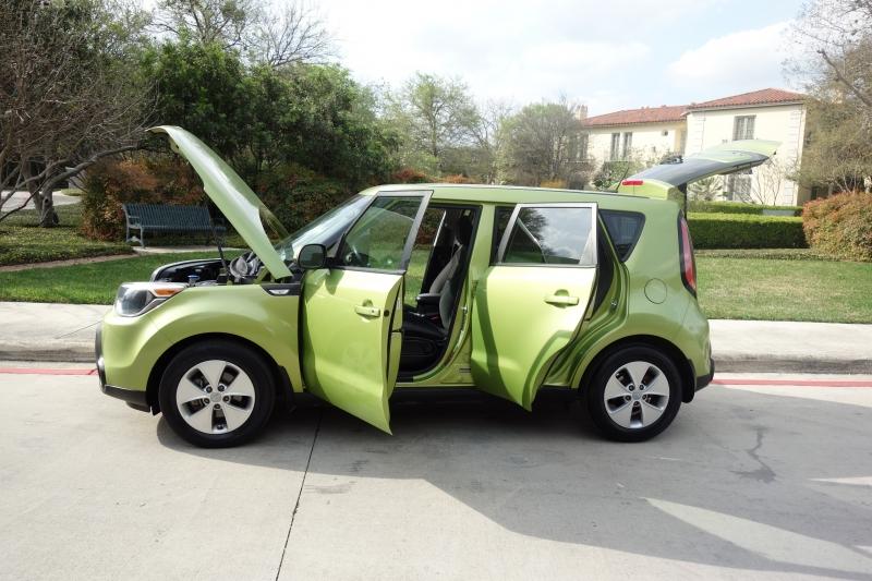 Kia Soul Plus 2014 price $8,995