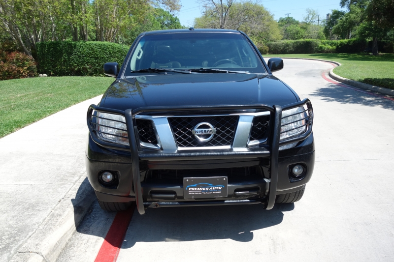 Nissan Frontier Pro-4X 2013 price $15,495