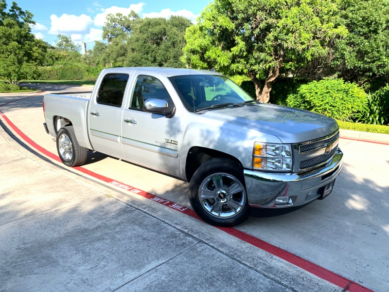 Chevrolet Texas Edition 2012 price $14,495