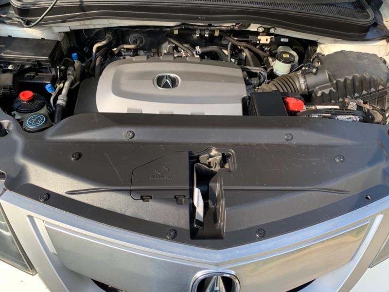 Acura MDX Technology pkg AWD 2012 price $10,995