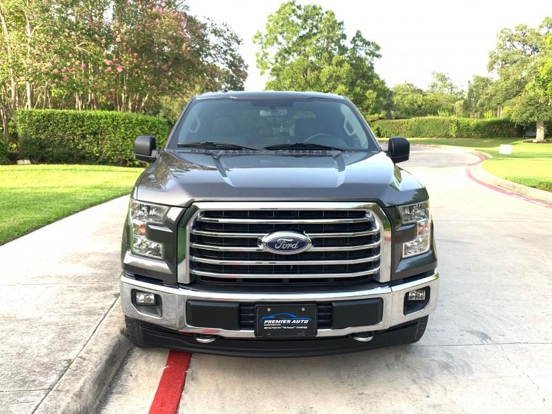 Ford F-150 XLT 4X4 2017 price $22,995