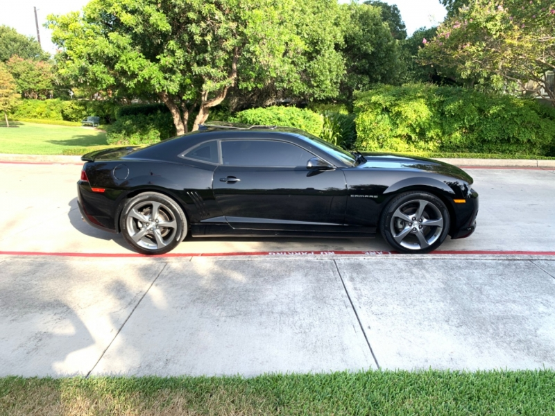 Chevrolet Camaro 1LT 2014 price $16,495