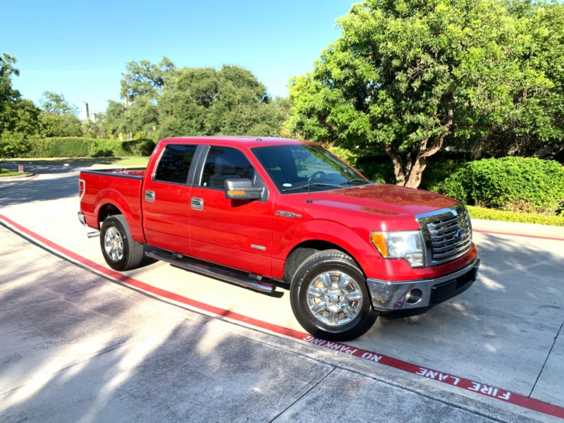 Ford F-150 XLT 2012 price $13,995