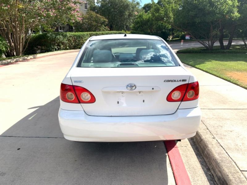 Toyota Corolla CE 2008 price $2,850