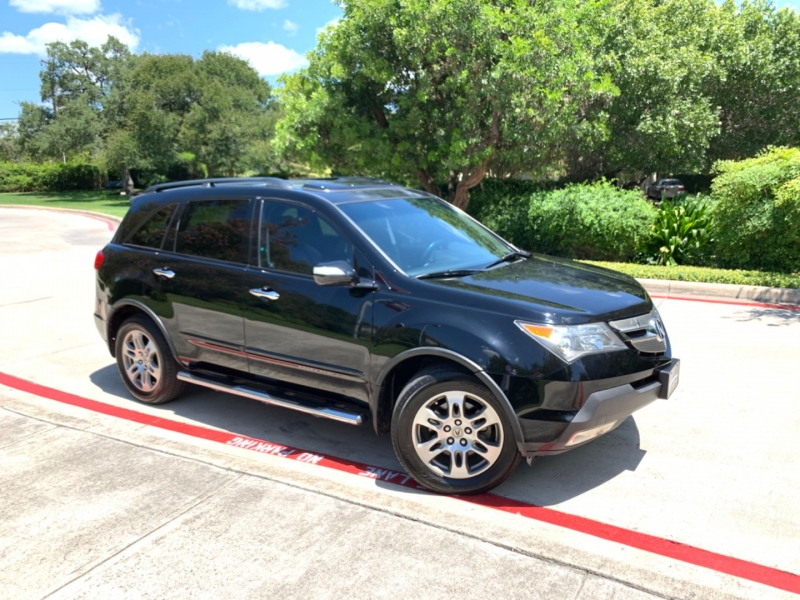 Acura MDX Technology Pkg 2007 price $7,995