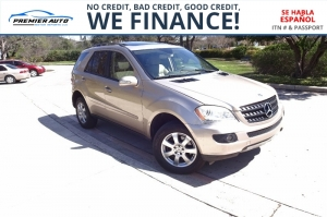 2006 Mercedes-Benz ML