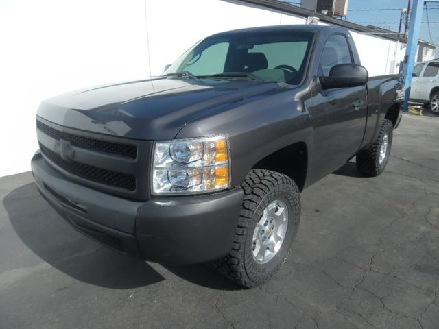 Chevrolet Silverado 1500 Regular Cab 2011 price $10,200