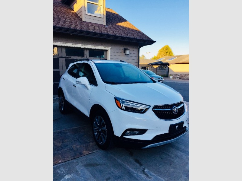Buick Encore Essence 2017 price SOLD!