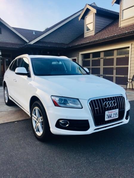 Audi Q5 2017 price Sold!