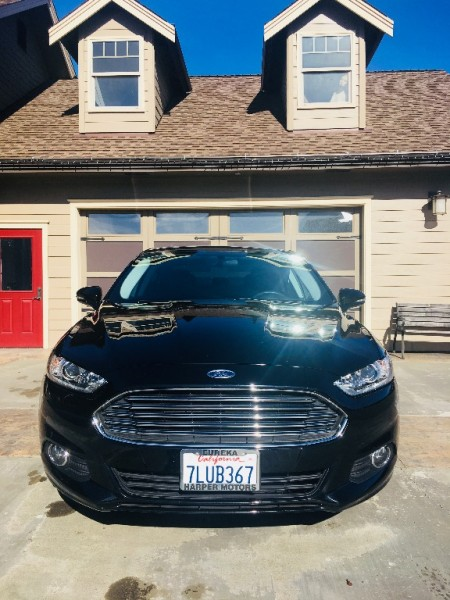 Ford Fusion 2016 price SOLD!