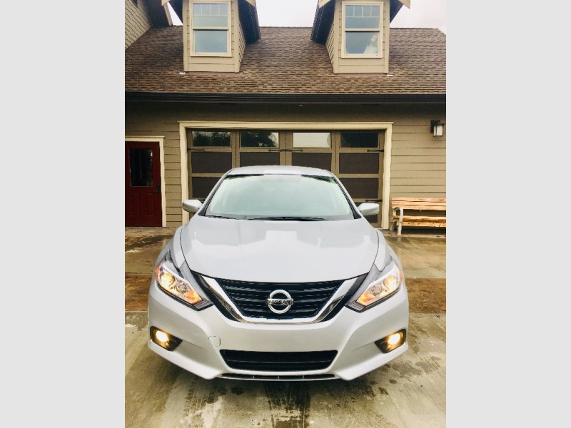 Nissan Altima 2018 price SOLD!