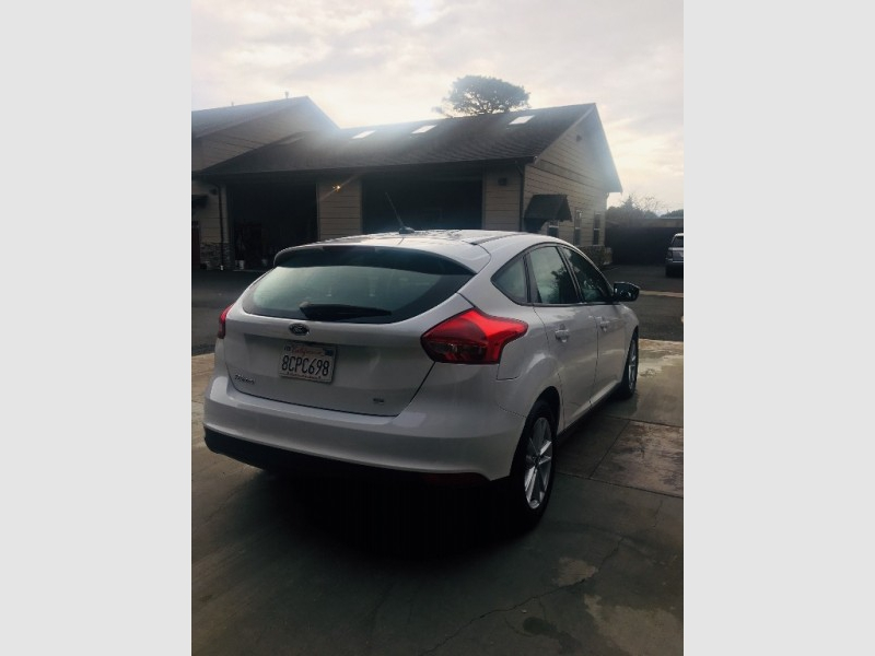 Ford Focus SE Hatch 2018 price $13,199