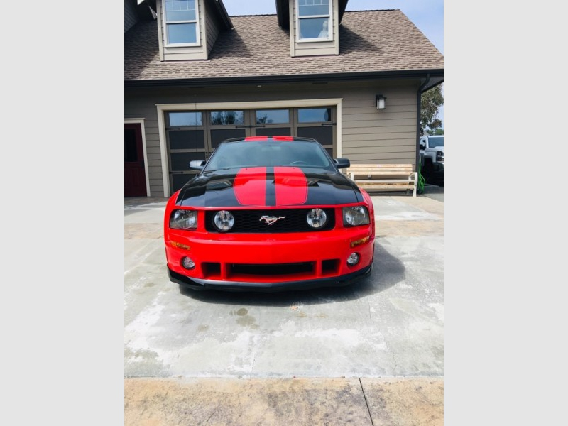 Ford Mustang Roush 2006 price $15,900